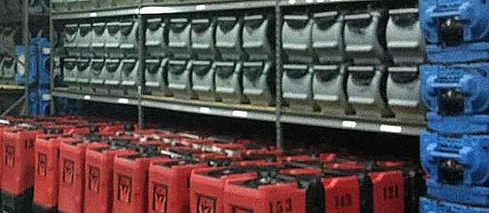 OVR Equipment Sales & Rentals - Fairfield, OH